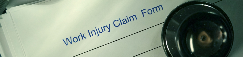 workers comp settlement hand injury claim form